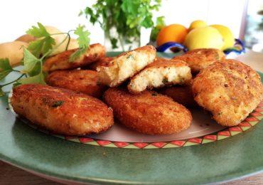 Polpette di patate | Gela le radici del Futuro