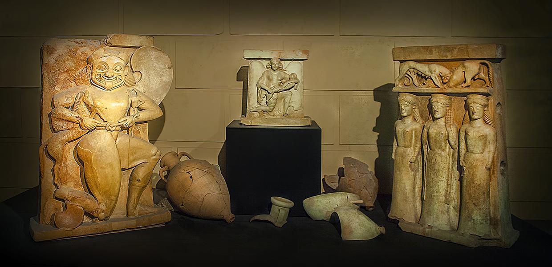 Reperti Archeologici | Gela le radici del futuro