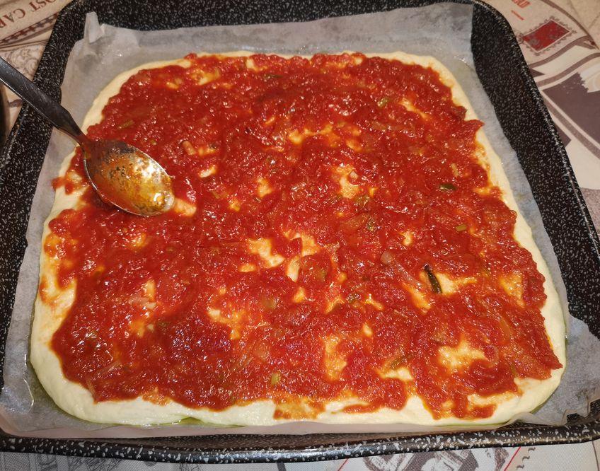 Pizza Rossa