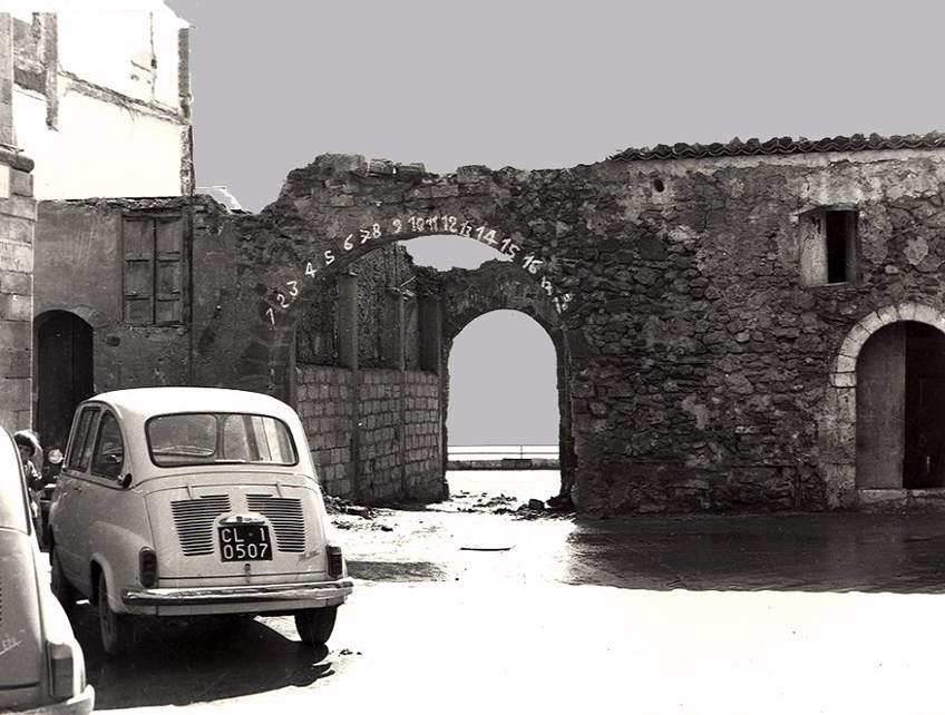 Porta Marina Gela