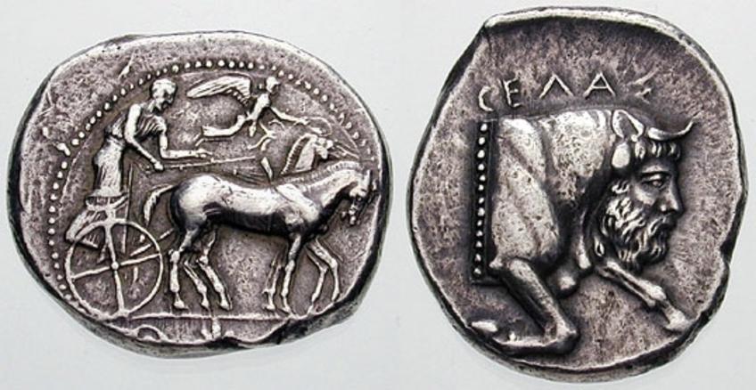 Le monete della zecca di Gela