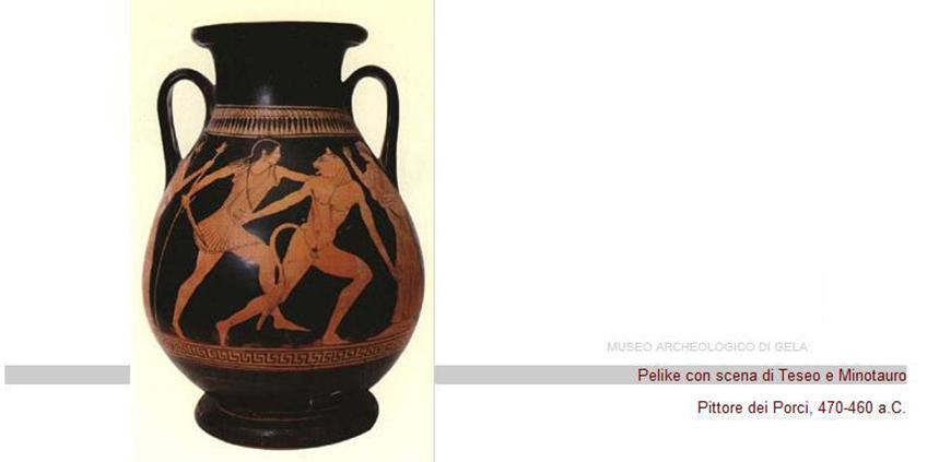 vaso attico - collezione Navarra