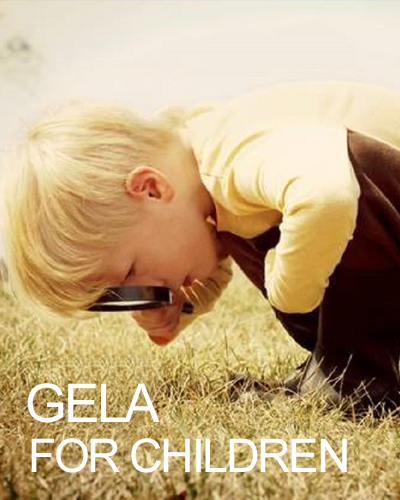 gela for children