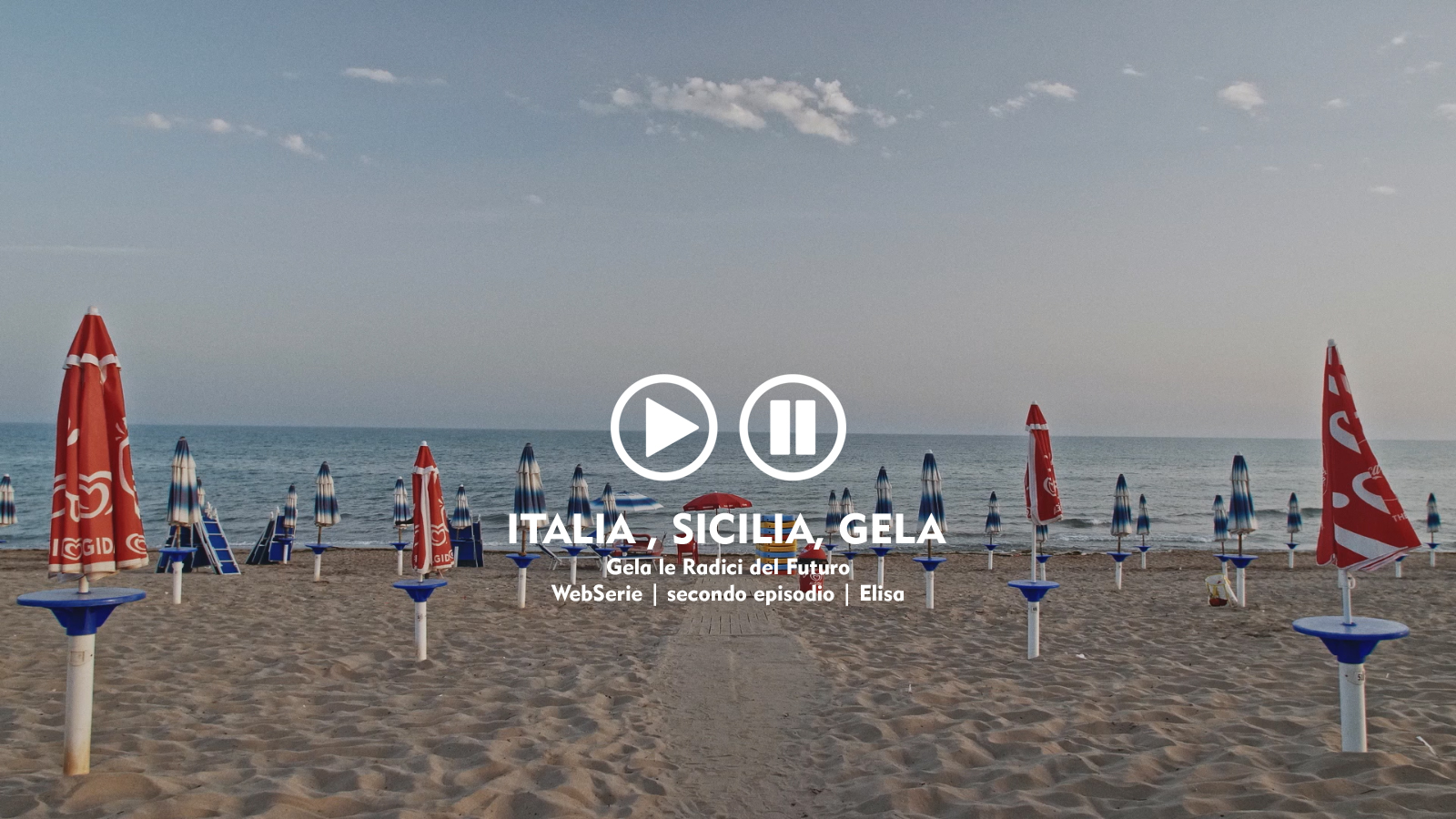 Web Serie | Italia, Sicilia, Gela | Secondo Episodio Elisa
