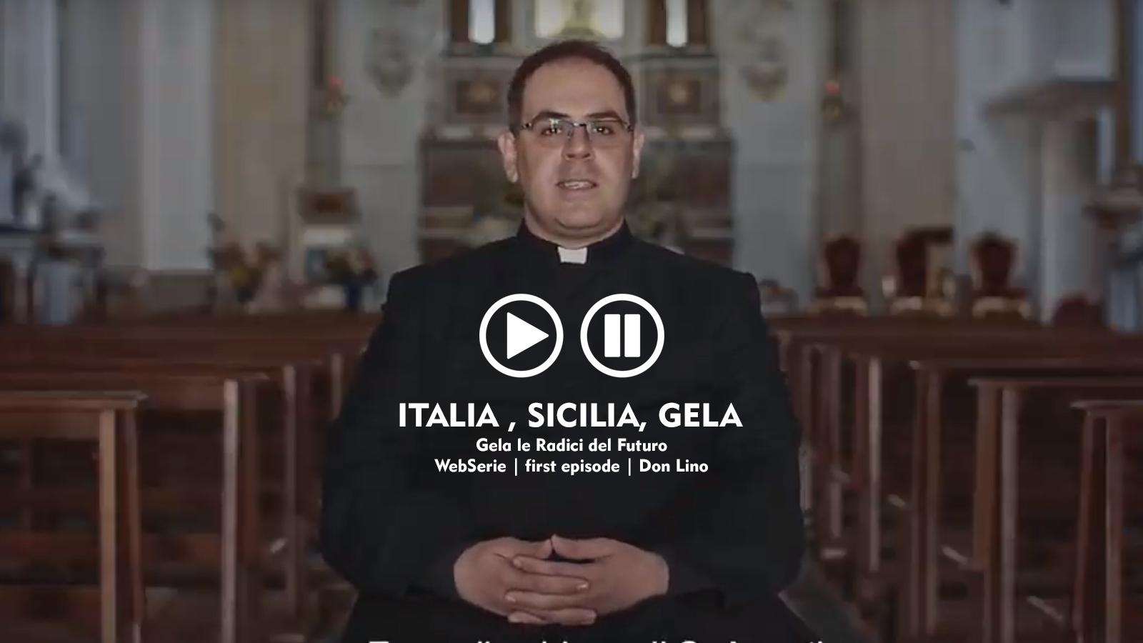 webserie | italia, sicilia, gela | first episode | don lino