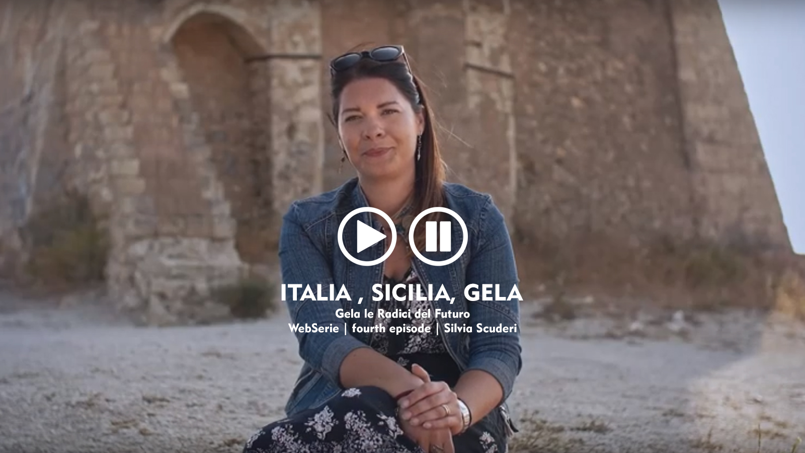 webserie | italia, sicilia, gela | fourth episode | silvia