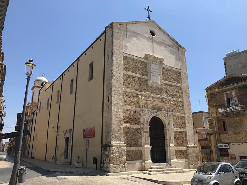 chiesa del carmine | gela