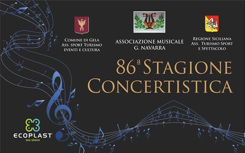 86° stagione concertistica