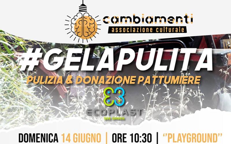 evento #gelapulita